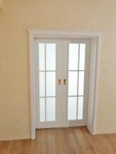 drzwi przesuwne dwuskrzydłowe 13a