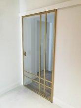 drzwi szklane przesuwne kamadoor 38a