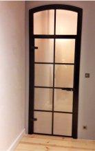drzwi metalowe loftowe cena